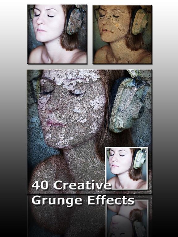 PhotoJus Grunge FX Pro Screenshots