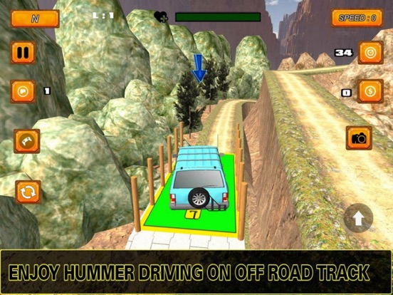 Rally SUV Offroad 3D Скриншоты5
