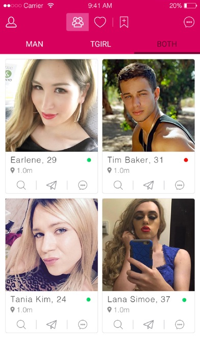 download Travmaga #1 Trans Dating appstore review
