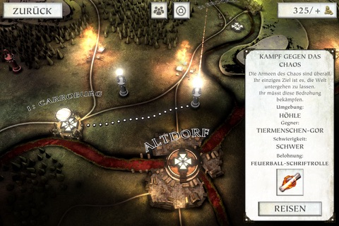 Warhammer Quest 2 screenshot 4