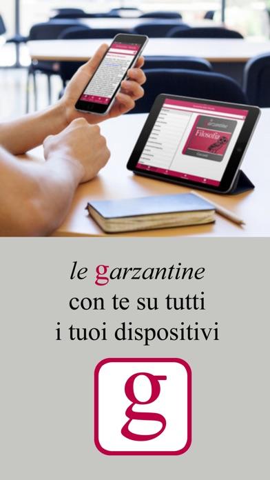 Screenshot of le Garzantine - Filosofia1