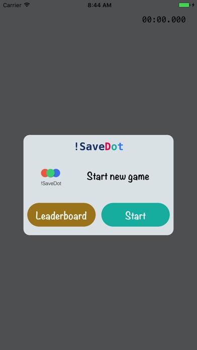 !SaveDot screenshot 1