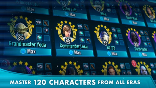 Star Wars™: Galaxy of Heroes Screenshots