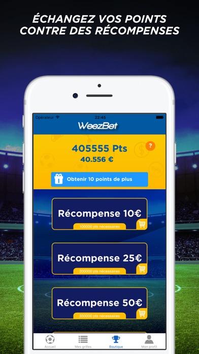download WeezBet apps 1