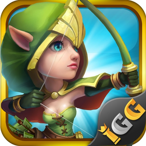 Castle Clash: Brave Squads iOS Hack Android Mod