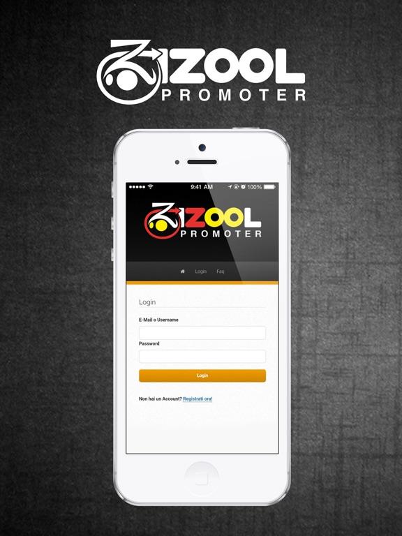 Screenshot #2 for Zizool Promoter