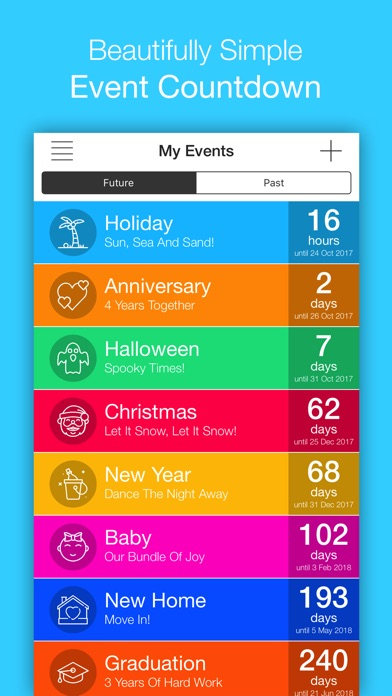 download Event Countdown Lite apps 1