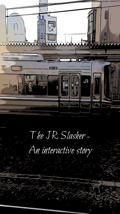 download JR Slasher : An Interactive Story appstore review