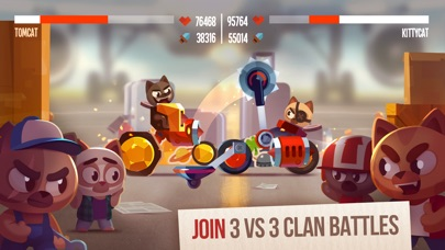 Screenshot #8 for CATS: Crash Arena Turbo Stars