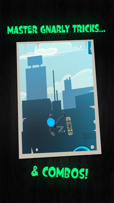Pocket HalfPipe Screenshots
