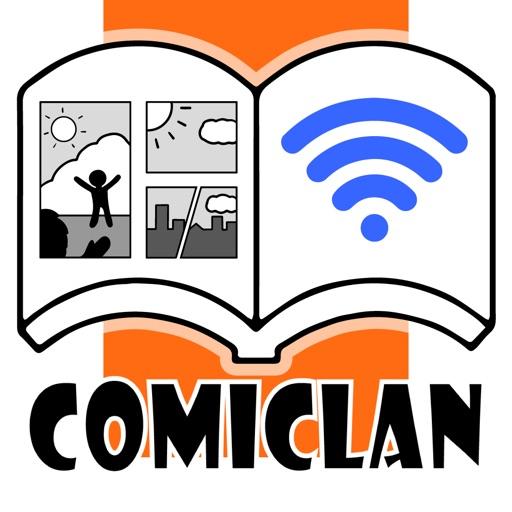 ComicLAN - NAS Streaming Lettore di fumetti