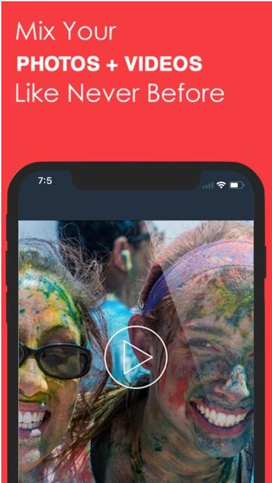 SlideShow Movie With Music Screenshots