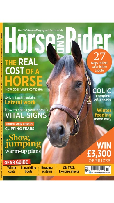 Horse And Rider Mag The Uks Number 1 Equestrian review screenshots