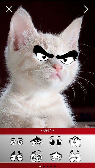 download Angry Eyes Comic Photo Editor apps 4