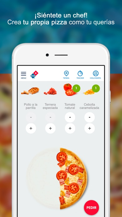 download Domino's Pizza apps 3