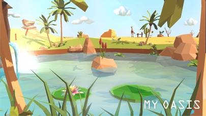 My Oasis - Relaxing Sanctuary Screenshot 5