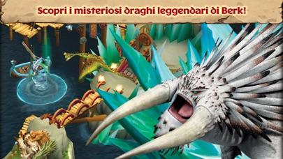 Screenshot of Dragons: L'ascesa di Berk4