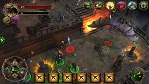 Demon's Rise 2: Lords of Chaos Screenshot
