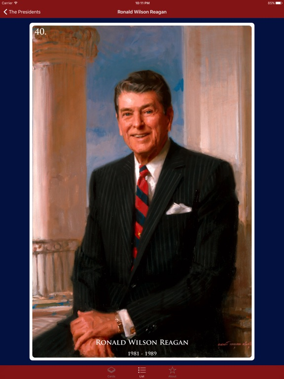 the presidency of ronald wilson reagan