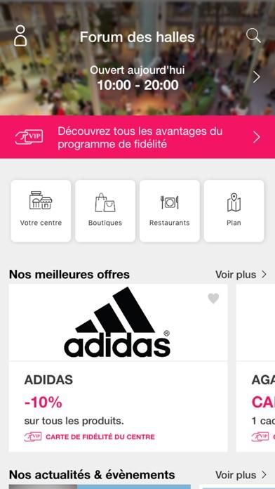 download Forum des Halles apps 2