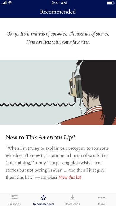 download This American Life apps 0