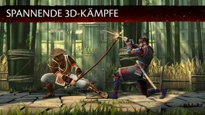 Shadow Fight 3 iOS Screenshots