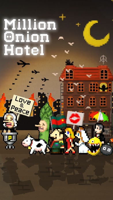 Million Onion Hotel iOS Screenshots