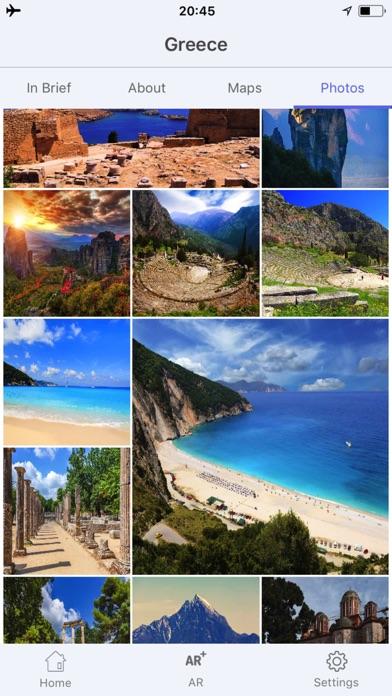 Grèce Guide de VoyageCapture d'écran de 3