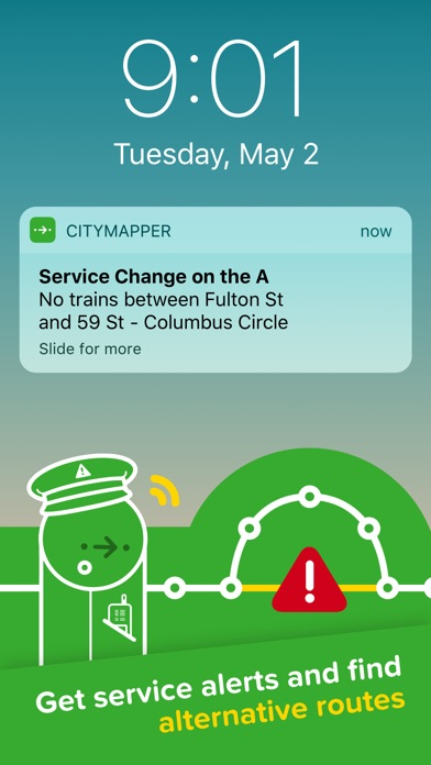 download Citymapper Transit Navigation apps 3