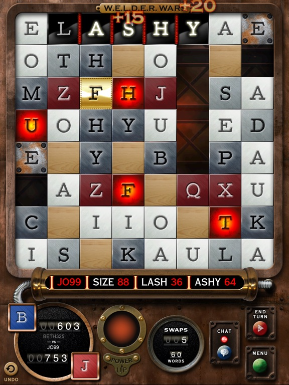 Word Extraction Game W.E.L.D.E.R. For iOS Goes Free For First Time In Nine Months