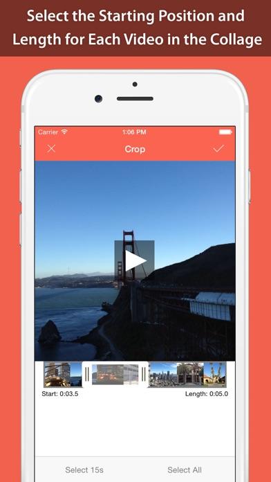 PhotoVideoCollage Pro Screenshots