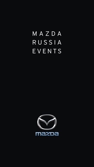 Mazda Russia EventsСкриншоты 1