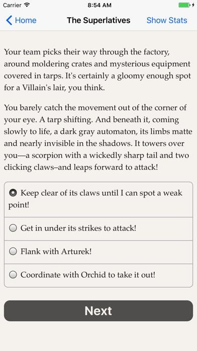 The Superlatives: Aetherfall Screenshots