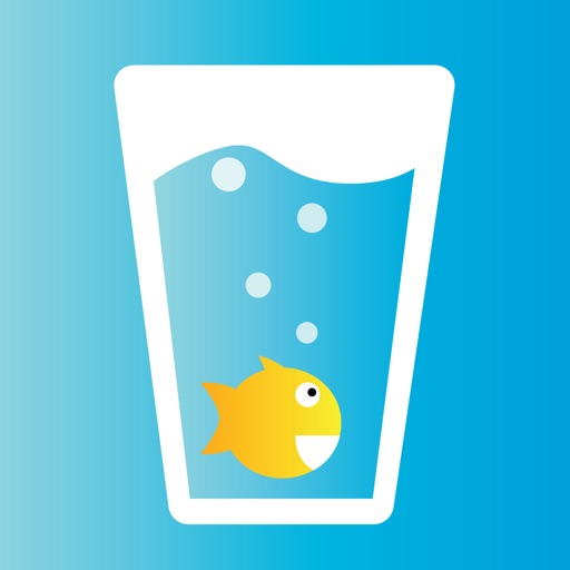 Drink water aquarium by andreas budde for Fish tracker app