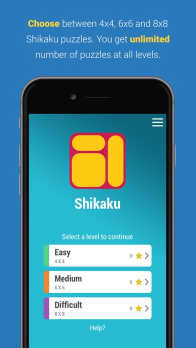 Shikaku Unlimited screenshot 1