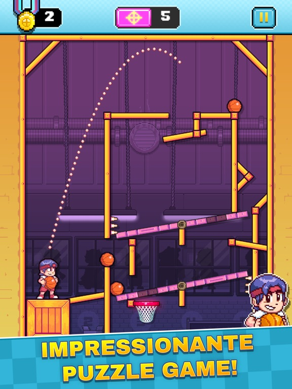 Screenshot 1 Cobi Hoops 2
