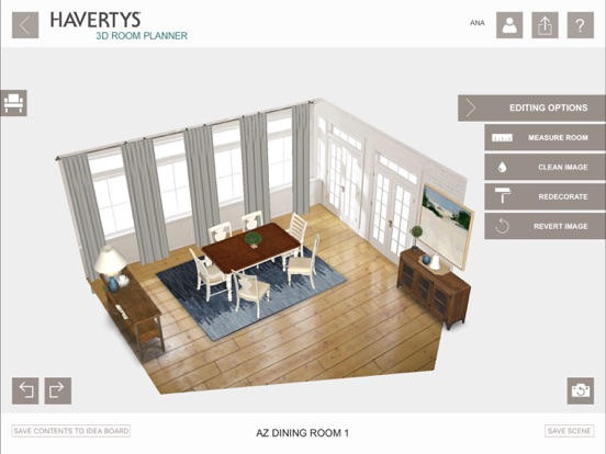 Havertys 3d room planner on the app store for 3d room planner ipad