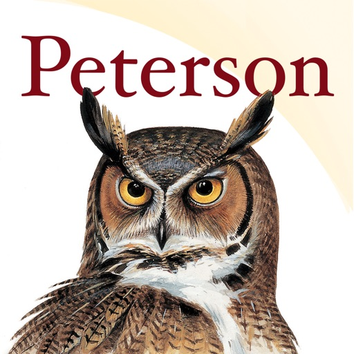 Peterson Bird Field Guide iOS App