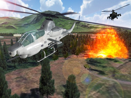 Скачать игру Air Cavalry
