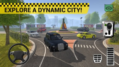 download Taxi Cab Driving Simulator apps 1