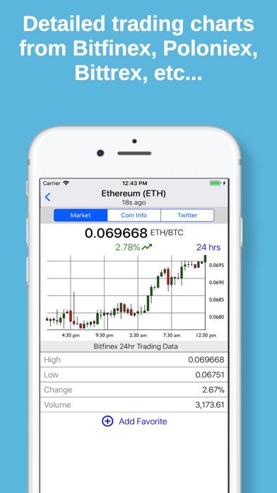Crypto Markets Pro Screenshots