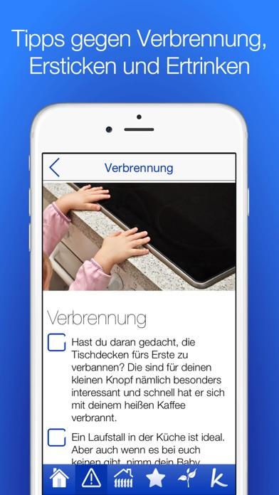 Baby Sicherheit PRO Screenshots