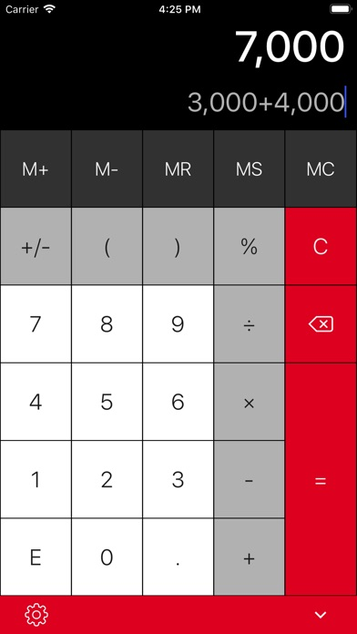 Converter & Calculator Pro Screenshots