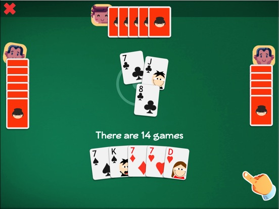 King of Hearts Screenshots