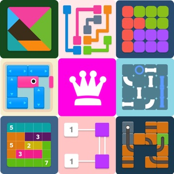 Puzzledom app for iphone