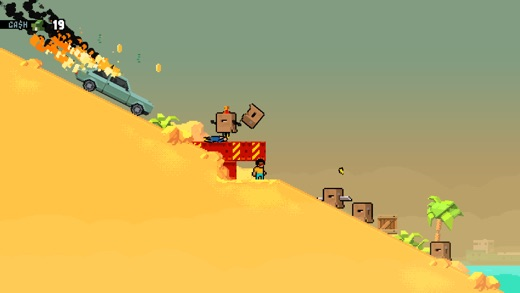 Shootout on Cash Island Screenshots