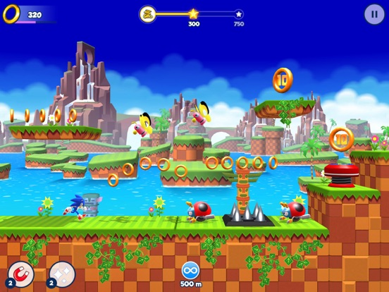 Screenshot 5 Sonic Runners Adventure