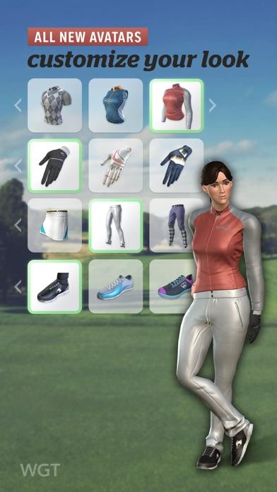 WGT Golf Game by Topgolf Скриншоты4