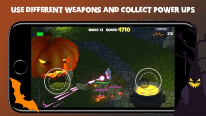 Halloween Zombie Shooter screenshot 3