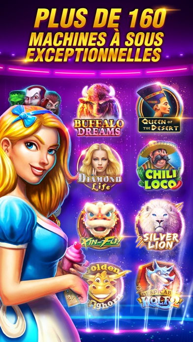 download Slotomania Casinos - Slots 777 apps 0